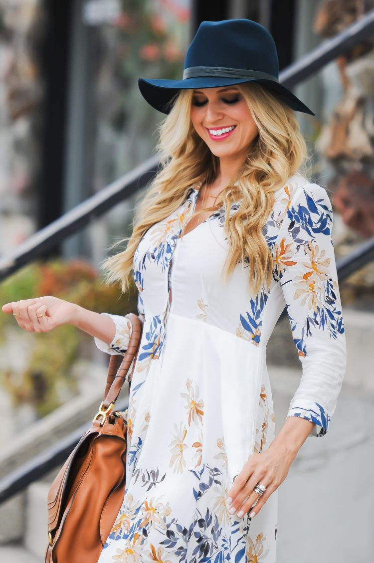 Free People After the Storm Maxi Dress | Sapphire Diaries