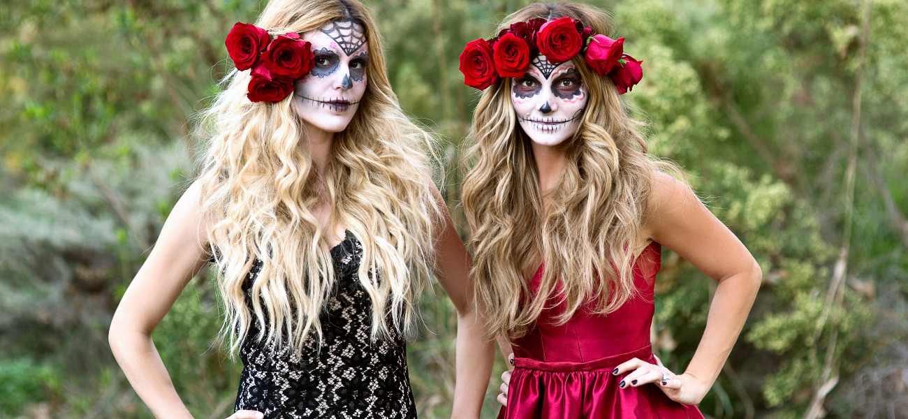 Day of the Dead Halloween Costume