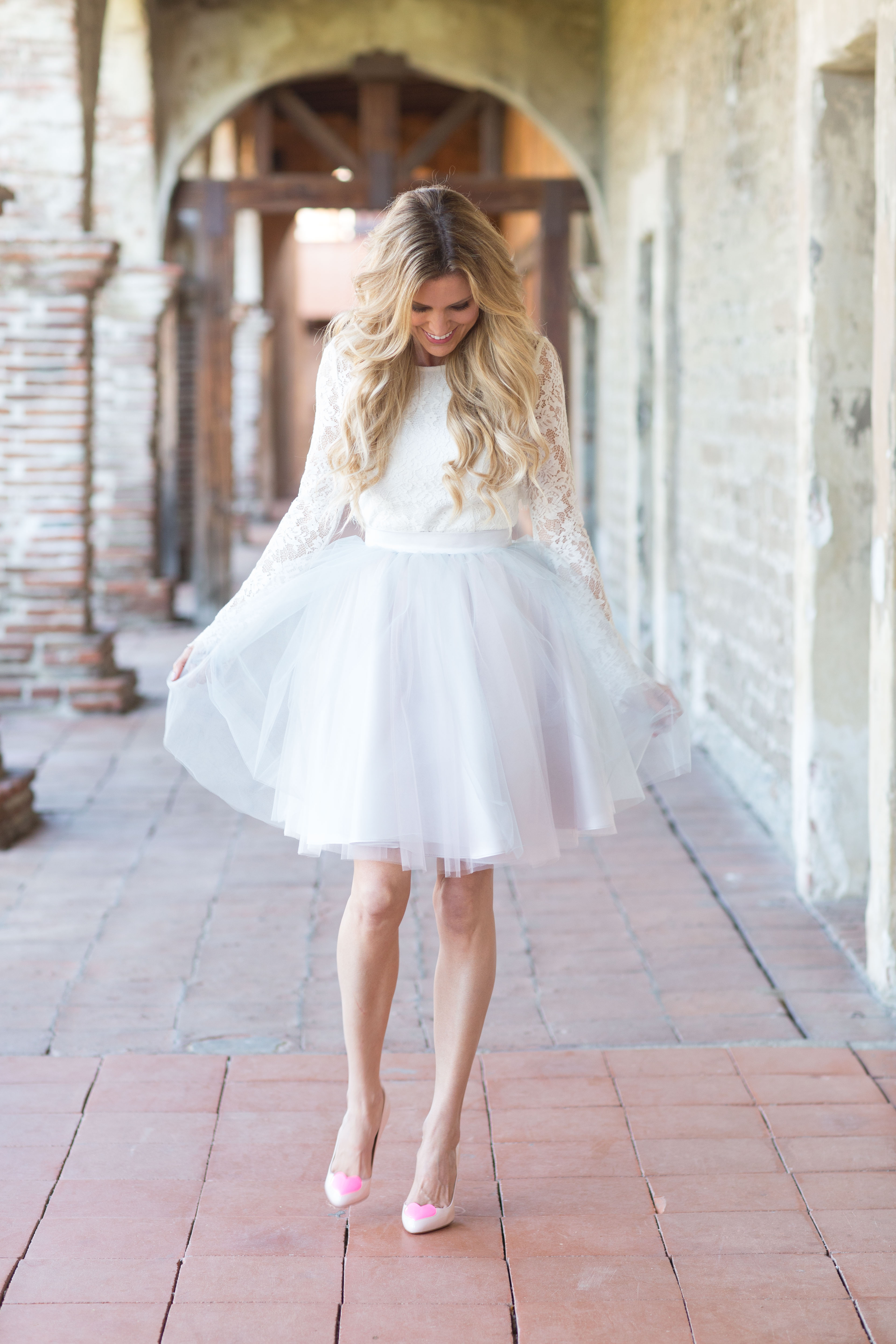 Tulle Skirt | Sapphire Diaries