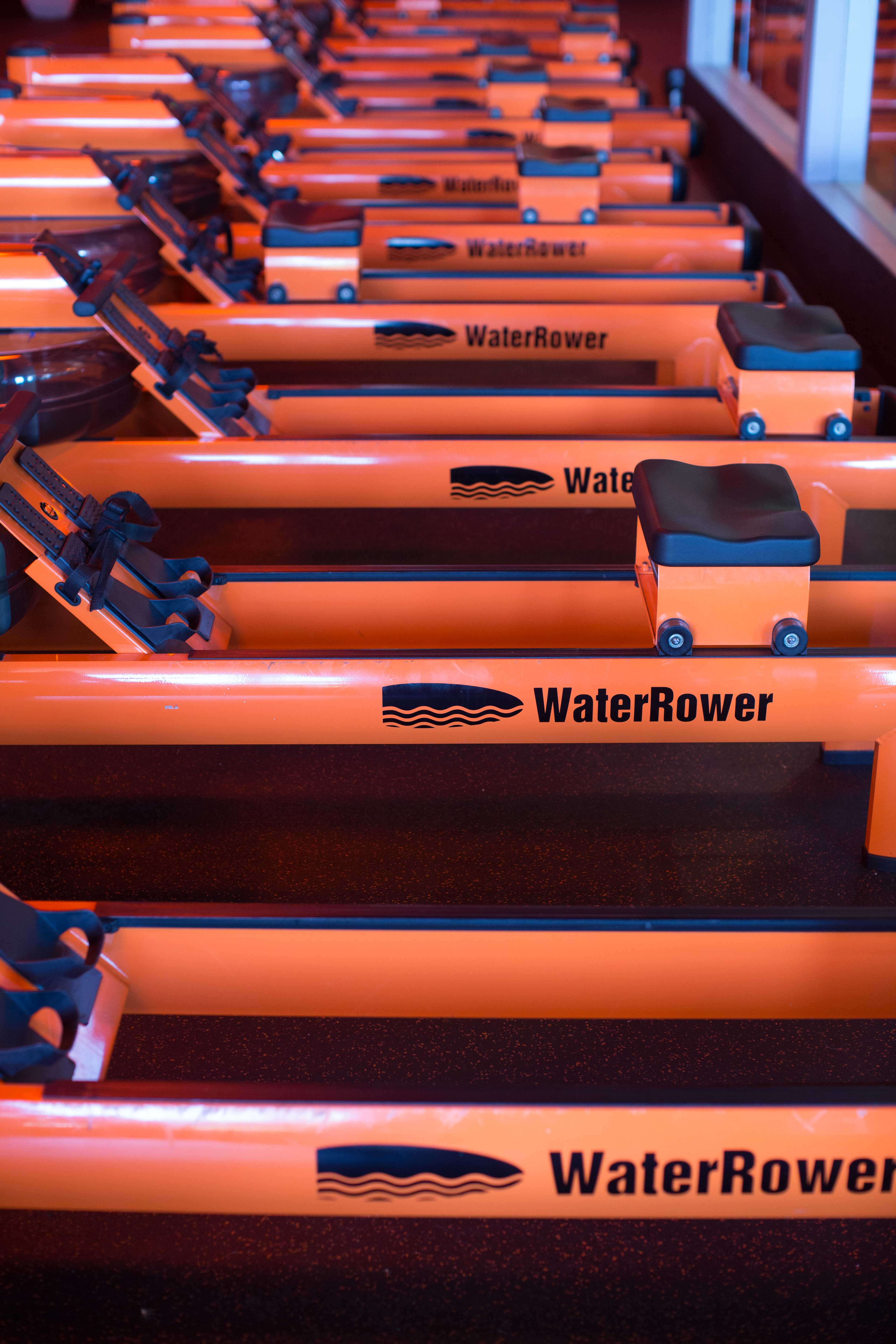 Orangetheory WaterRower
