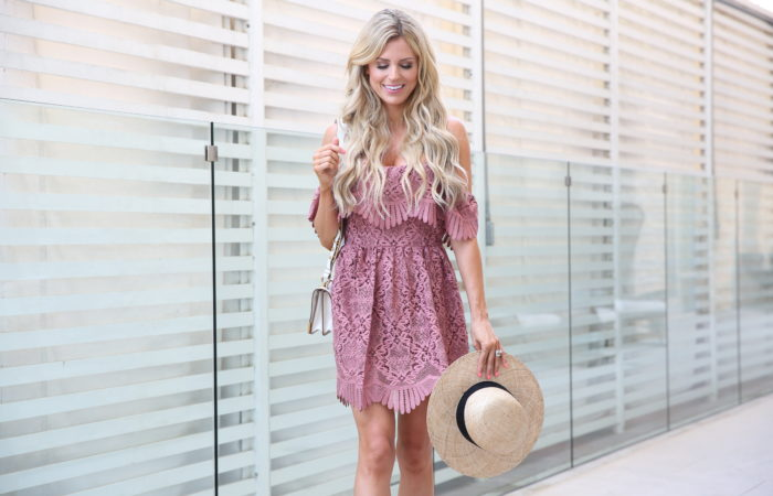 Summer Soirée Dress