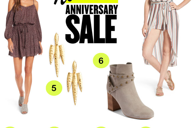 Nordstrom Anniversary Sale Faves
