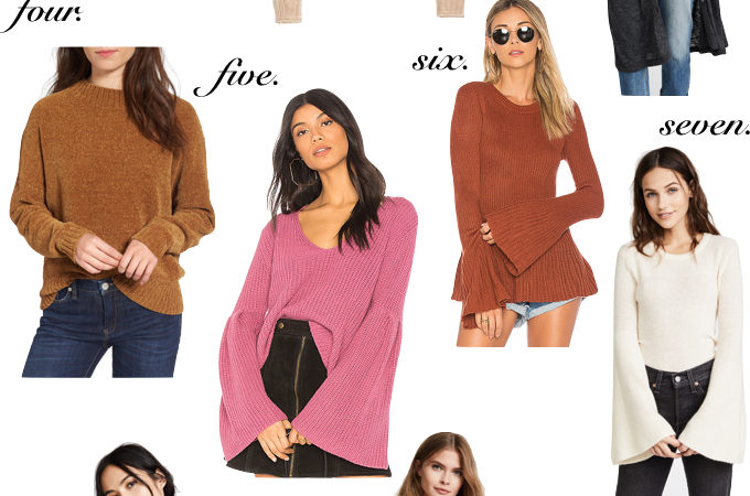 10 Sweaters You Need This Fall