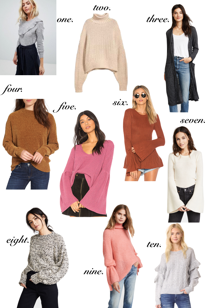 Thumbnail - 10 Sweaters You Need This Fall