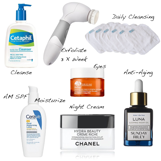Best Skin Care Routine: Skincare Routine